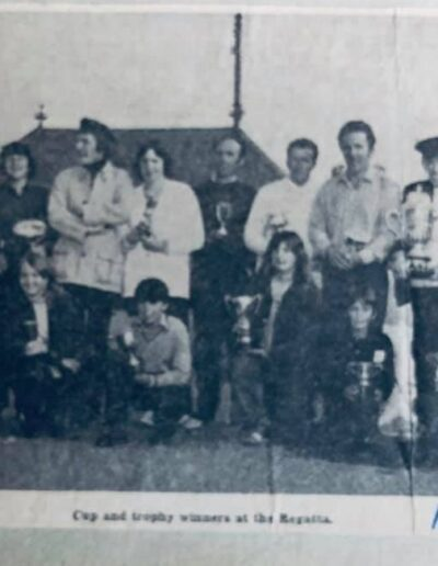 Beer Regatta News 1972