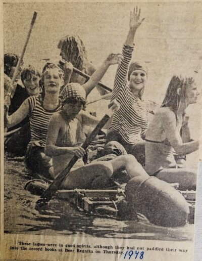 Beer Regatta News 1978