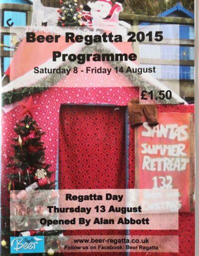Beer Regatta 2015