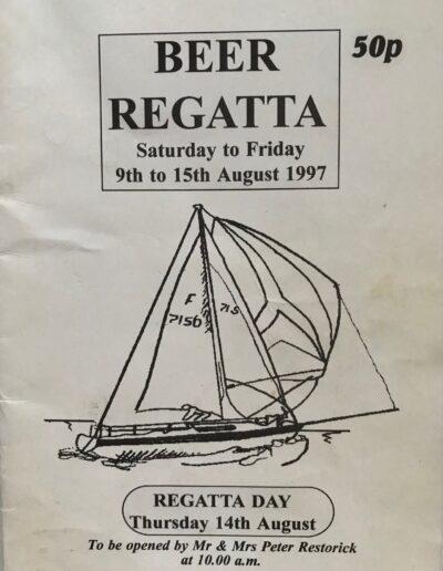 Beer Regatta 1997