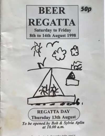 Beer Regatta 1998